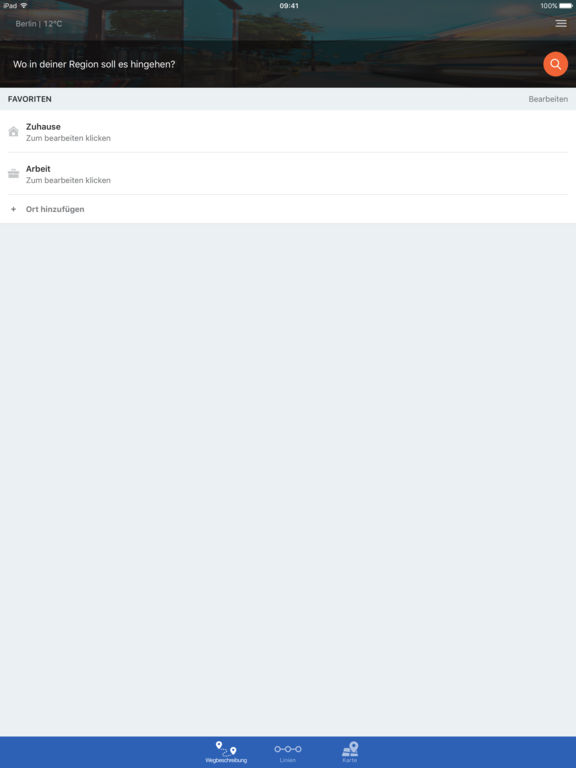 Moovit: Routenplaner für den Nahverkehr Screenshot