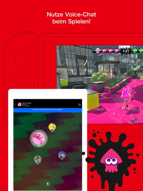 Nintendo Switch Online Screenshot