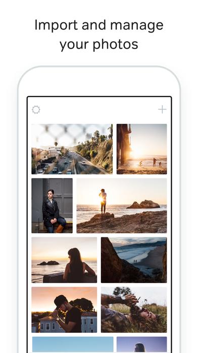 RAW by 500px - Shoot, Edit, Sell Photos Screenshot