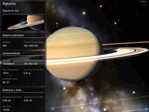Mapa Estelar Screenshot