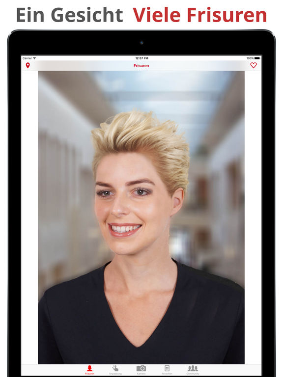 Hair Zapp Dans L'App Store