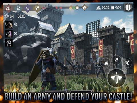 Heroes and Castles 2 Screenshot