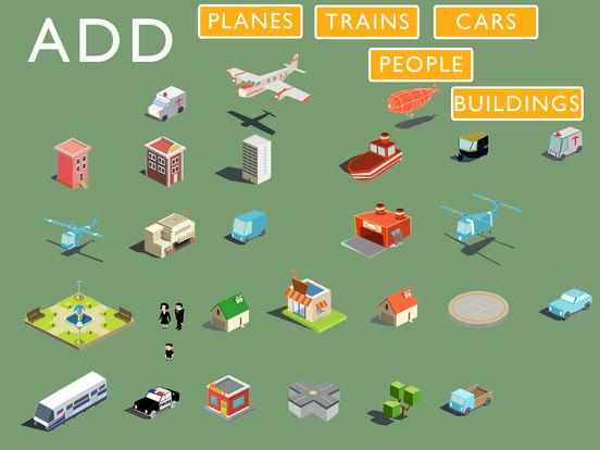 Blox 3D City Creator Screenshot