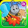 CFC s.r.o. - Abby Monkey® Animal Shape Puzzle for Preschool Kids: Meadow artwork