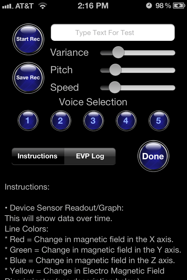Ghost Detect Pro - (Advanced Radar EVP EMF Detector) Entertainment Utilities free app for iPhone. iPad and Watch - iFreeware