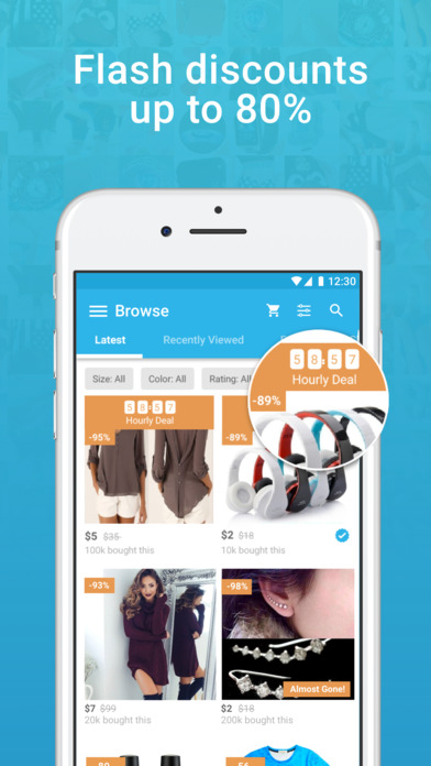 Wish Shopping Made Fun App Download Android APK