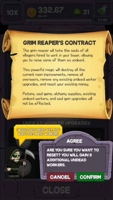 Undead Tycoon Screenshot