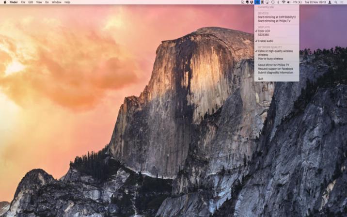Mirror for Philips TV 1 4 | Mac Torrent Download