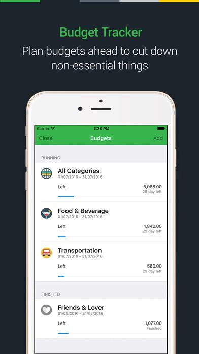 Money Lover: Money, Budget, Bill, Expense Tracker Screenshot