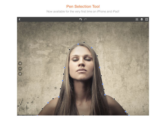 Exacto - Photo Cut   Background Eraser Screenshot