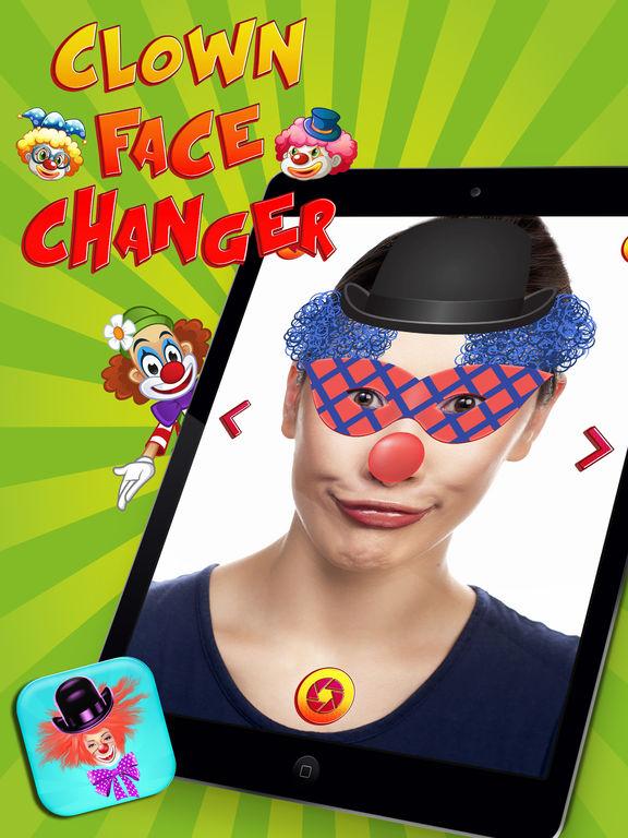 Iphone Wallpaper Changer App App Shopper Clown Face Changer Photography