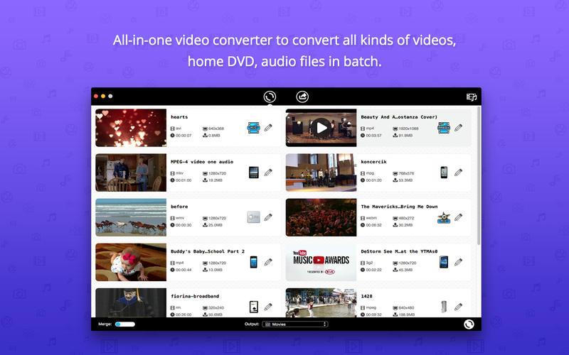 Cisdem Video Converter 6.6.0 Mac 破解版 - 优秀的视频格式转换工具