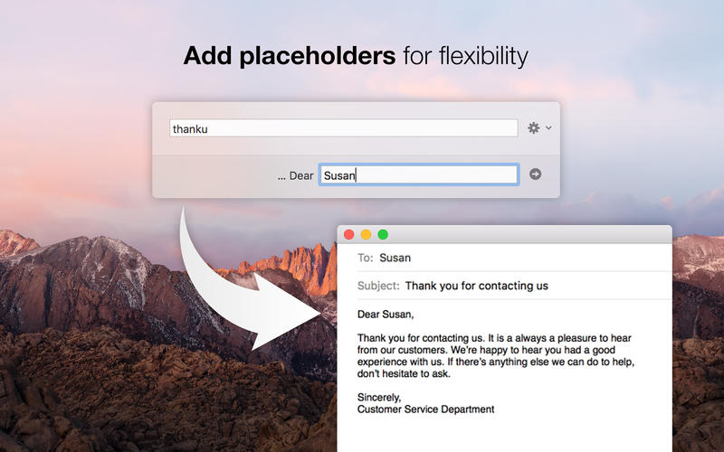 QuickKey for Mac 2.0 激活版 - 文本快速替换输入工具