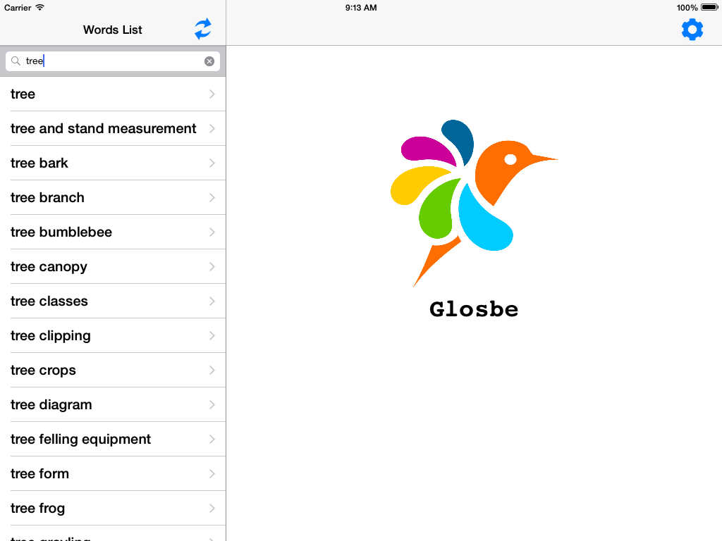 App Shopper: Multilang Dictionary Glosbe (Education)