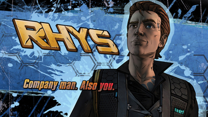 Tales from the Borderlands iPhone