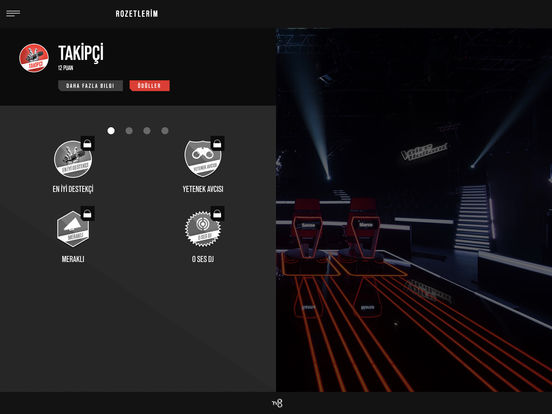 O Ses Türkiye Screenshot