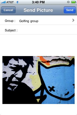 Mail2Group - Send email to groups