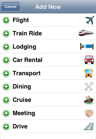 TravelTracker w/ TripIt