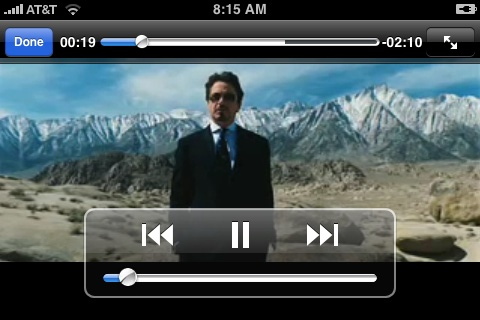 KickScreen Movie Trailers