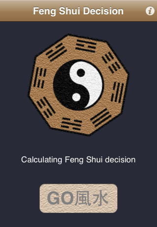 Feng Shui Decision