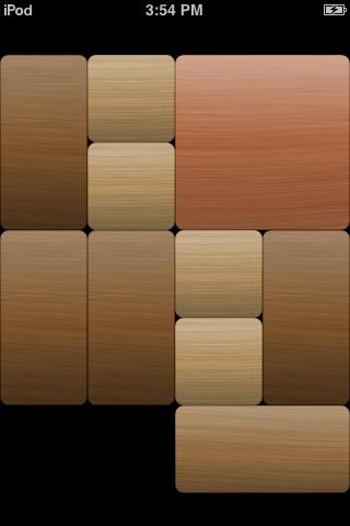 Sliding Block Puzzle