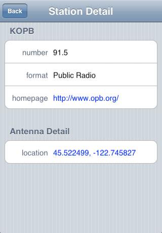 Local Radio Finder