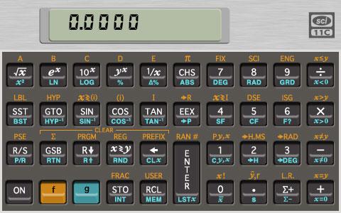 SCI-11C Scientific Calculator