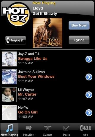 Hot 97 RadioVoodoo
