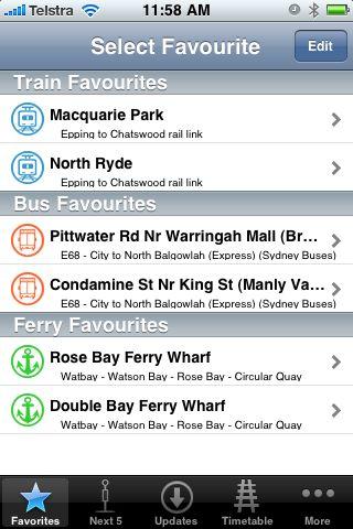 Metro Sydney