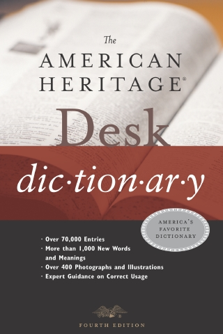 American Heritage® Desk