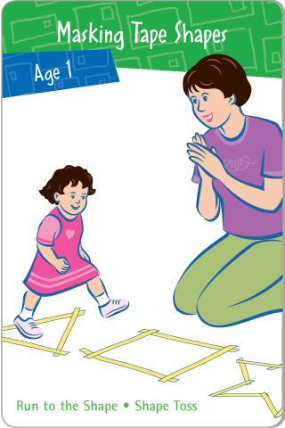 Bright and Beyond - Playtime Activities – Age 1