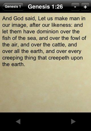 Bible Verse KJV