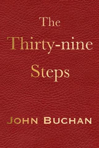 The Thirty-nine Steps by John Buchan; ebook