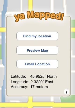 ya Mapped!