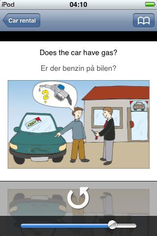 Jourist Visual PhraseBook Danish