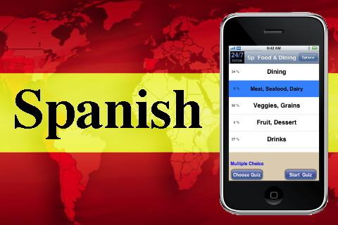 Spanish Vocab: Food