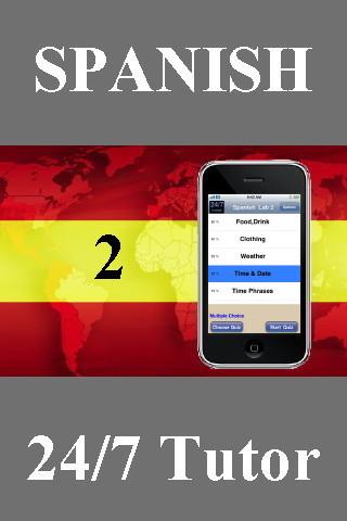 Spanish 2 - More Vocab