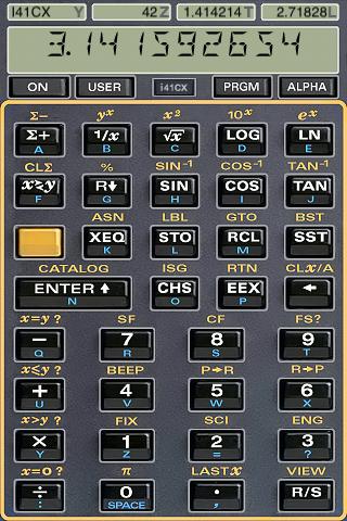 i41CX RPN Calculator