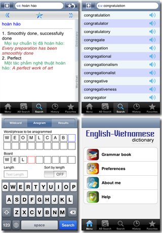English Vietnamese English Dictionary