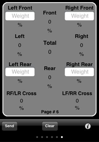 Cross Weight