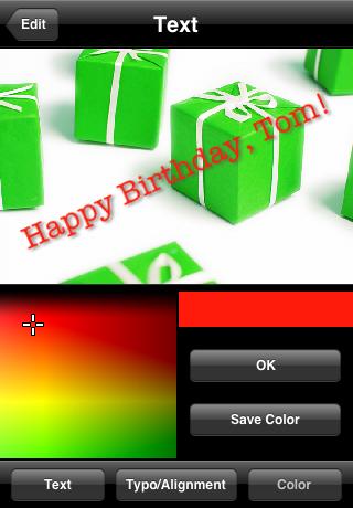Birthday C@rds