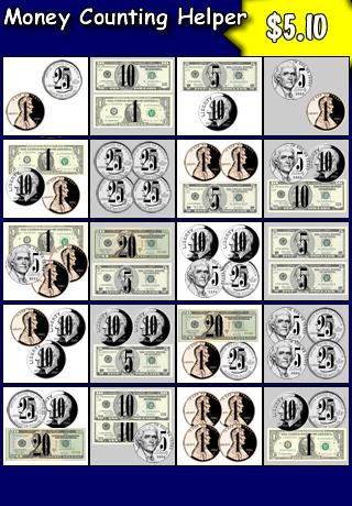 Money Counter Helper