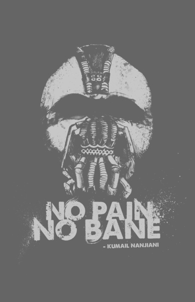 No Pain No Bane Print