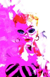 VINTAGE BARBIE Art Print by Ylenia Pizzetti | Society6