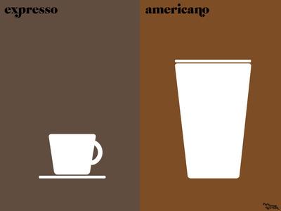 le café Art Print