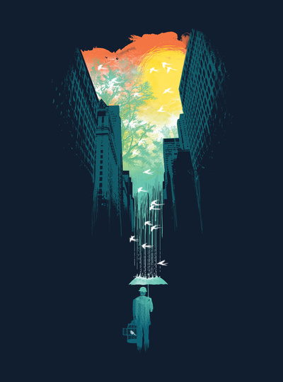 I Want My Blue Sky - Budi Satria Kwan