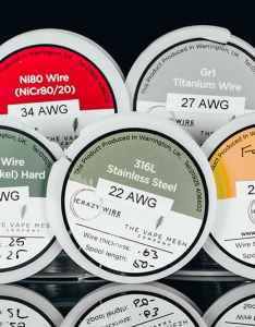 Vape wires kanthal nichrome stainless steel and more also vaping rh