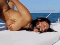 Priya Rai Enjoying Sex On Boat