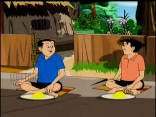Nonte Fonte Episode Chingri Bhog