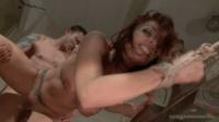 Redhead Milf Gets Her Ass Punished Deep